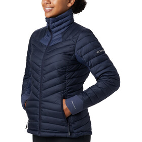 Columbia Windgates Veste Femme, dark nocturnal heather